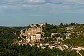 Rocamadour, Lot department, Midi-Pyrénées region, France