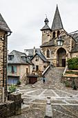 Estaing, Aveyron Department, Occitania, France