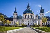 Benediktinerabtei Ettal, Oberbayern, Allgäu, Bayern, Deutschland
