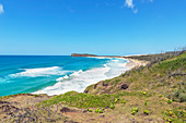 /5-Meilen Strand, Great Sandy National Park, Fraser Island, Queensland, Australien