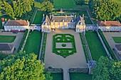 France, Eure et Loir, Saint Luperce, Blanville Castle