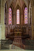 Frankreich, Calvados, Bayeux, Kathedrale Notre-Dame, 11. bis 15. Jahrhundert, Kapelle Notre Dame