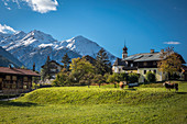 Mitteldorf im Virgental, East Tyrol, Tyrol, Austria