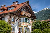 Historic farm in Seefeld in Tirol, Tyrol, Austria