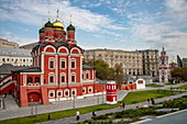 Zaryadye Park borders Red Square, Moscow, Russia, Europe
