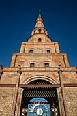 Soyembika Tower (Khan's Mosque) in the Kazan Kremlin, Kazan, Kazan District, Republic of Tatarstan, Russia, Europe