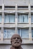 Statue, Ulyanovsk, Ulyanovsk District, Russia, Europe