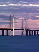 Oresund Bridge, Malmo, Sweden, Scandinavia, Europe