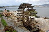 Wasserrad Katavothres, Lassi, Insel Kefalonia, Ionische Inseln, Griechenland