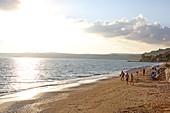 Lourdata Beach, Kefalonia Island, Ionian Islands, Greece