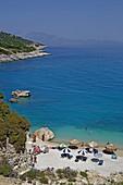 Beach, Xigia, Zakynthos Island, Ionian Islands, Greece