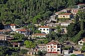 Mountain village of Loucha, Zakynthos Island, Ionian Islands, Greece
