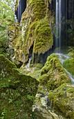 Schleierfalls, Bavaria, Germany