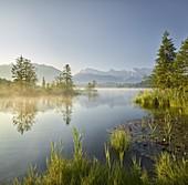 Geroldsee, Karwendel, Bavaria, Germany