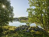 Hakonset, Ballangen, Ofoten, Nordland, Norway