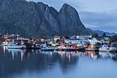 Reine, Moskenesoya, Lofoten, Nordland, Norway