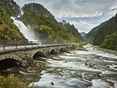Latefossen, Vestland, Norway