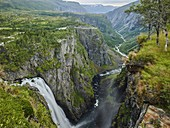 Voringvossen, Mabodalen, Vestland, Norway