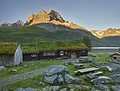 Skarfjellet, Renndolsetra, Innerdalen, More og Romsdal, Norway
