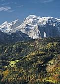 Hochkönig, Werfen, Salzburg, Austria