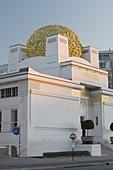 Secession, 1st district Innere Stadt, Vienna, Austria