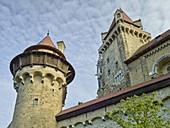 Kreuzenstein Castle, Korneuburg, Lower Austria, Austria
