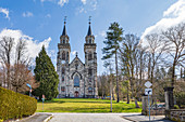 City Church St. Peter in Sonneberg, Thuringia, Germany