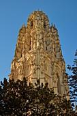 France, Seine Maritime, Rouen, Notre-Dame de Rouen cathedral, the Tour de Beurre