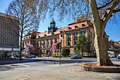 Landgericht Schweinfurt, Bayern, Deutschland