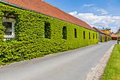 Orangery Hofgarten Bayreuth, Bavaria, Germany