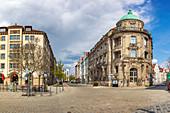 Iwalewahaus, Universität Bayreuth in Bayreuth, Bayern, Deutschland