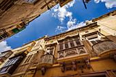 Out and about in Vittoriosa, Valetta, Malta, Mediterranean, Europe