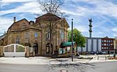 Kurtheater in Bad Kissingen, Bayern,  Deutschland