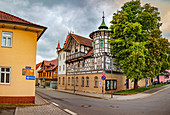Fridolinhaus in Bad Rodach, Bavaria, Germany