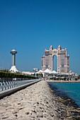 Road to Atlantis The Palm Hotel, Abu Dhabi, Abu Dhabi, United Arab Emirates, Middle East