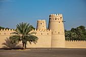 Al Jahili Fort, Al Ain, Abu Dhabi, Vereinigte Arabische Emirate, Naher Osten