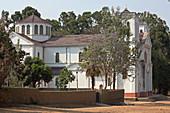 Angola; Huila Province; Outskirts of Huila; Huila Monastery Church; Erected in 1880