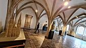 Historisches Museum, Regensburg, Oberpfalz,  Ost-Bayern, Deutschland