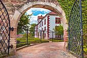 Schloss Wilhelmsburg in Schmalkalden, Thüringen, Deutschland
