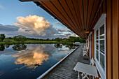 Vega Havhotell auf der Insel Vega, Norwegen
