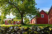 Home of Petter Dass at the Petter Dass Museum, Alstahaug, Norway