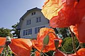 Russenhaus, auch Münterhaus, Murnau, Blaues Land, Oberbayern, Bayern, Deutschland