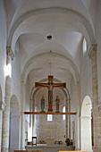 Roman basilica, Altenberg, Upper Bavaria, Bavaria, Germany