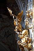 St. Johannes Baptist, Steingaden, Bayern, Deutschland