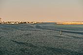 before Suez in the Suez Canal