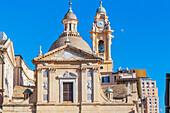 Church of Jesus (Chiesa del Gesu)  Genoa, Liguria, Italy
