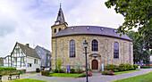 Possibly Kettwig Church in Essen-Kettwig, North Rhine-Westphalia, Germany