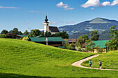 Golling in the Salzburg region, Austria, Europe