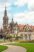 Dresden Residenzschloss, Saxony, Germany