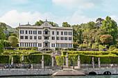 Villa Carlotta in Tremezzo on Lake Como, Lombardy, Italy